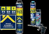 TYTAN Клей д/пенопласта  O2 STYRO753/PRO 7750 мл