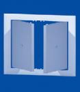 Д2 400 * 400 дверцы ревизионные пластиковые Украина