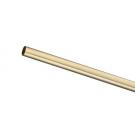 16 мм Труба 2,4 м латунь античная, метал