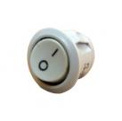 YL213 -01 Переключатель 1 клав . круглый серый
