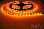 LED лента smd3528 двойн.плотн.желтый MTK-600Y3528-12 №1