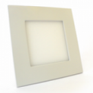 LED светильник 6W Warm White SQUARE PANEL Б-класс #547/2