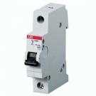 АВВ выключатель автоматический SH201 - B 06A