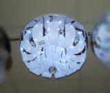 8841 /4 +1 LED Люстра 5x60W E14