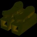 Клеммник зажимной соединительный CMK-823-2 / 2,5