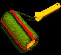 03-508 Валик Мультиколор фасадний з ручкою d 8 мм, 68/270мм