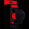 1-LED-442 Лампа G95 12W 4100K 220V E27