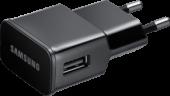 Зарядка АЗУ ААА 220 - 5V/700mA 1USB Samsung чорний