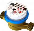 Счётчик водяной GROSS ETK(W)-UA 15/110 R 80H/40V  (для горячей води)