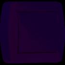 711-0200-100 DEMET Выключатель белый (10шт / 120шт)
