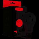 1-LED-564 Лампа A65 12W 4100K 220V E27 AP