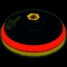 Диск с липучкой для дрели и УШМ, 150 мм