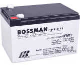 Аккумулятор SLA 12 Bossman Profi 6FM9  (12V 9,0Ah)  (151х65х94 мм)