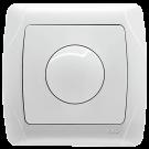 VI-KO світлорегулятор 600 Вт поворотний білий Сarmen