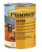 Деревозащита PINOTEX ULTRA белый  1л