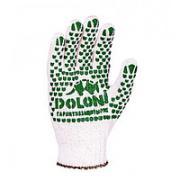 Перчатки ТМ Doloni латексные М размер