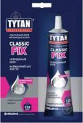 Клей монтажный TYTAN PROFESSIONAL CLASSIC FIX/каучук./100мл.