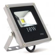 LED Прожектор 10 W SLIM Белый холодный