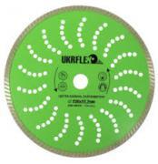 Диск алмазный UKRflex STAR 150*22,2мм Турбо