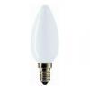 Лампа накаливания B FR 40 E14 свеча матовая OSRAM