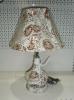 2023-7 Настольная лампа кожа Е27х60W