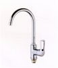Смеситель LOB4-G-lauf-4128 (007F) Кухня на гайке, кер/карт Ф35,ЭА