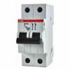 АВВ выключатель автоматический SH202-B 10A
