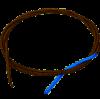 Трос для прочитстки канализации 8 мм, 10 м 83-0910