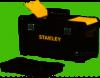 Ящик Stanley для инструментов «ESSENTIAL TB» пластик 48 x 25 x 25 см металлический.замок STST1-75521
