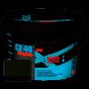 Эластичный цветной шов СЕ 40/2 кг 04 серебристый