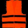 Жилет сигнальный ярко-оранжевый