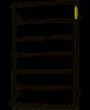 Полотенцесушитель Микс 700х500х7