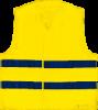 Жилет сигнальный Mastak жёлтый