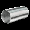 Алювент С 130/3 (нз / п) воздуховод алюминиевый гибкий